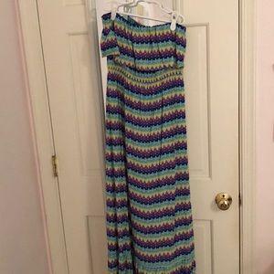Mossimo Maxi Dress Size Small